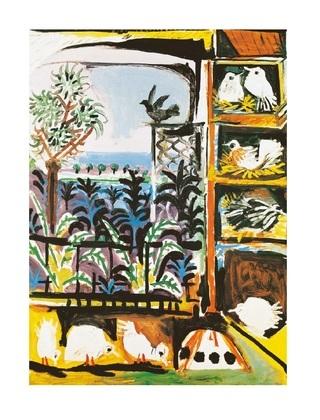 Pablo Picasso Die Tauben