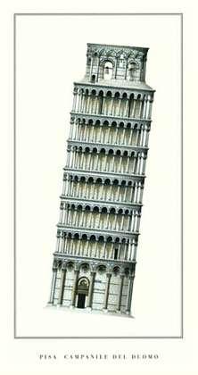 Architektur Pisa Campanile