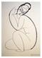 Amadeo Modigliani Nudo feminile