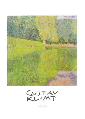 Gustav Klimt Park von Schoenbrunn