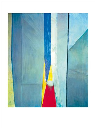 Richard Diebenkorn Ocean Park N 10, 1968