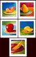 William Sloan 5er Set Obst