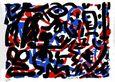 Penck a r  weiterarbeit  1993  medium