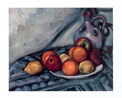 Paul Cezanne Still Life