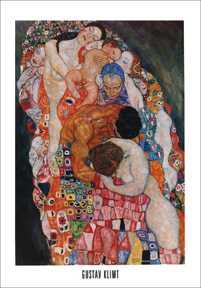 Gustav Klimt Death and Life, 1911