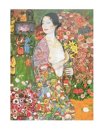 Gustav Klimt Die Taenzerin
