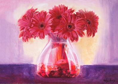 Gilles Legris Liliac Flower Power