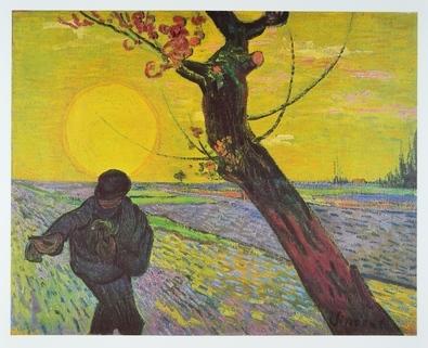 Vincent van Gogh Der Saemann