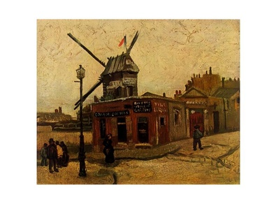 Vincent van Gogh Commerce de Vins