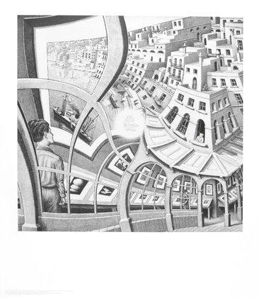 MC Escher Bildergalerie