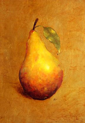 Mia Lavalle Pear Impression I