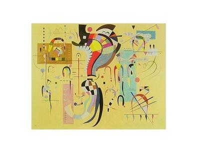 Wassily Kandinsky Milieu Accompagne