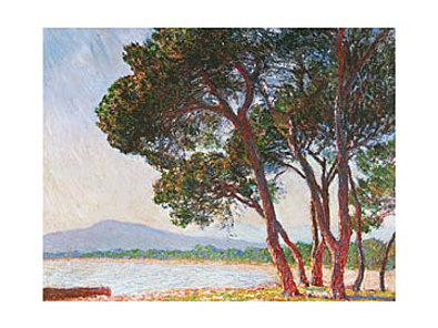 Claude Monet La plage de Juan Les Pins