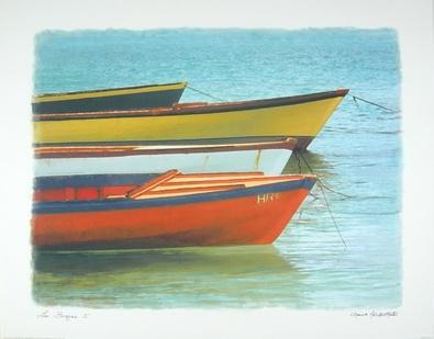 Chauve Auckenthaler Les Barques I