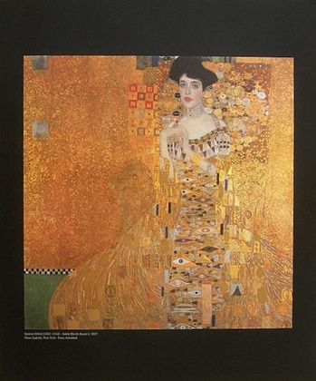 Gustav Klimt Adele Bloch-Bauer I
