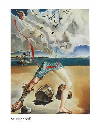 Salvador Dali Sans titre, 1942