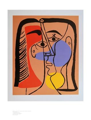 Pablo Picasso Grosser Kopf