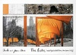 Christo the gates ix plakat medium
