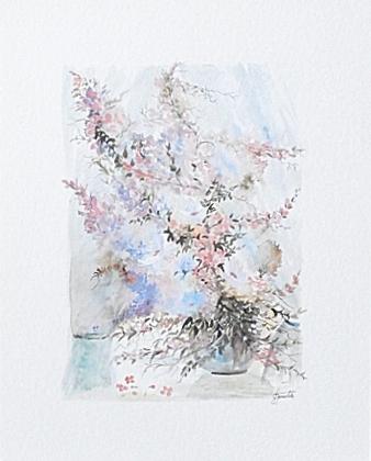 G. Tanculski Blumenarrangement