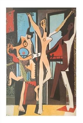 Pablo Picasso Der Tanz
