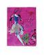 Chagall marc taenzerin vor malvenfarbigem hintergrund ca 1970 medium