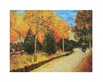 Van gogh vincent park im herbst medium