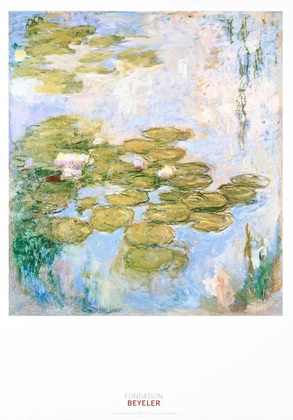 Claude Monet Nympheas 1916