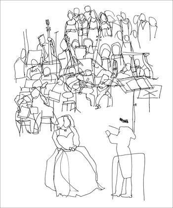 Cedric Chauvelot Orchestre, 2009
