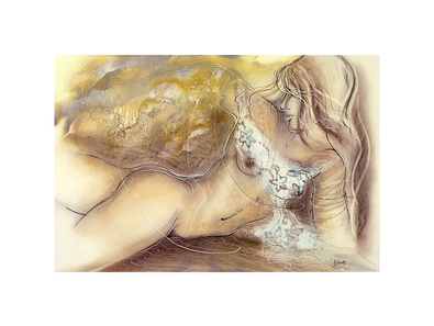 Heidi Bresinsky Akt - Nude Model I