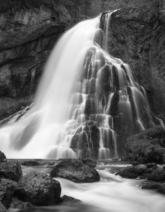Tom Weber Waterfalls II