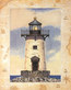 James Wiens 2er Set 'Mapped Lighthouse I + II'