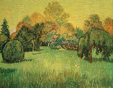 Vincent van Gogh Sonniger Mittag in Arles