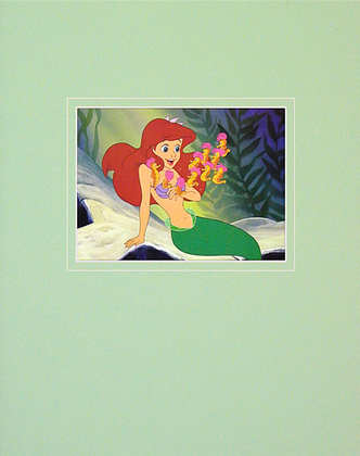 Walt Disney (The Little Mermaid) Under the Sea