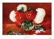 Emil Carlsen Still Life With Chrysanthemums