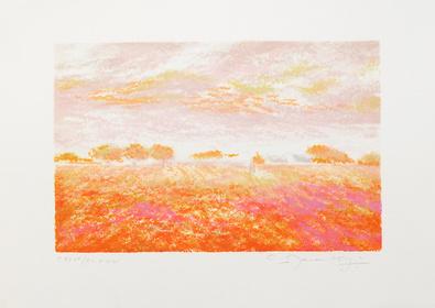 Claude Manoukian Impression orange