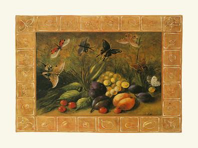 Milieu du Ciel 2er Set 'Butterflies' + 'Primavera'