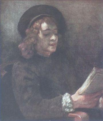 Rembrandt Titus  der Sohn des Kuenstlers   Der lesende Knabe