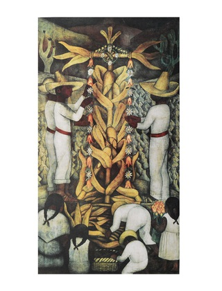 Diego Rivera Corn Festival