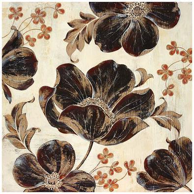Stefania Ferri 2er Set 'Acanthus Floral I + II'