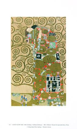 Gustav Klimt Erfuellung, 1905-09 (K 3)