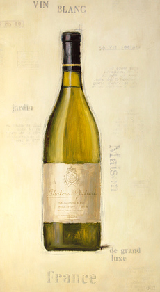 Emily Adams Vin Blanc