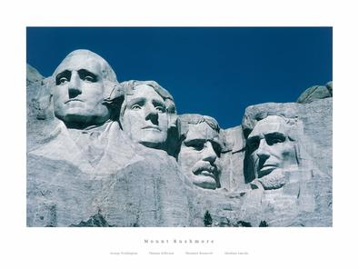 Edward Lunch Mount Rushmore