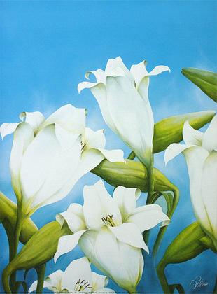 Alicia Sloan 2er Set 'Fresh Lilies' + 'Wild Lilies'