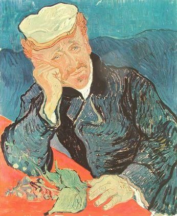 Vincent van Gogh Portrait Dr Gachet