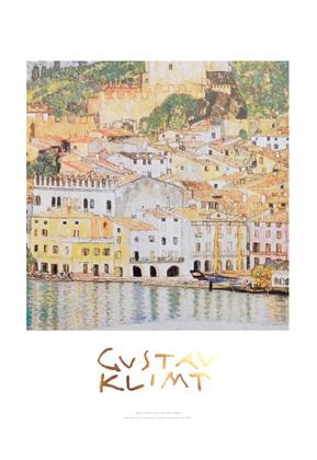 Gustav Klimt Malcesine sul Garda