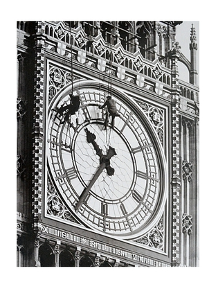 Hulton Deutsch Big Ben