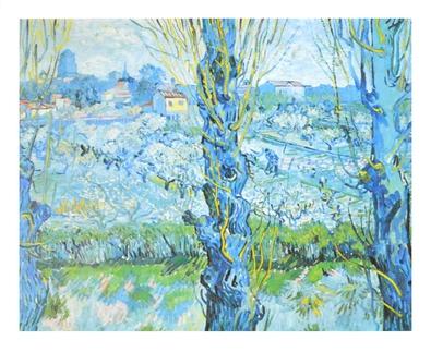 Vincent van Gogh Vue d'Arles