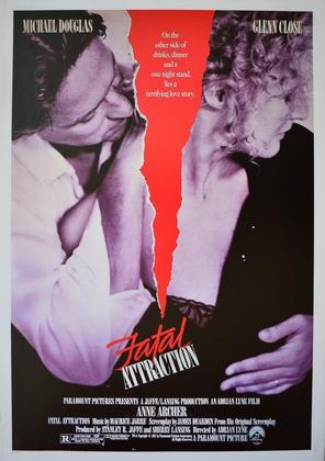Kinoplakat Fatal Attraction