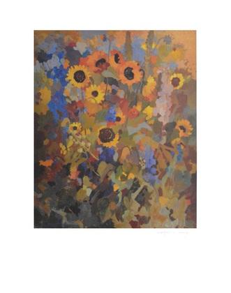 Margit Jungi Sonnenblumen