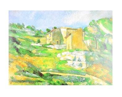 Paul Cezanne Case all Estaque